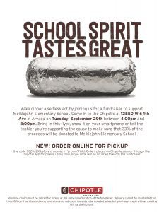 Restaurant Night @ Chipotle