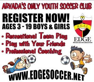 Colorado Edge Soccer